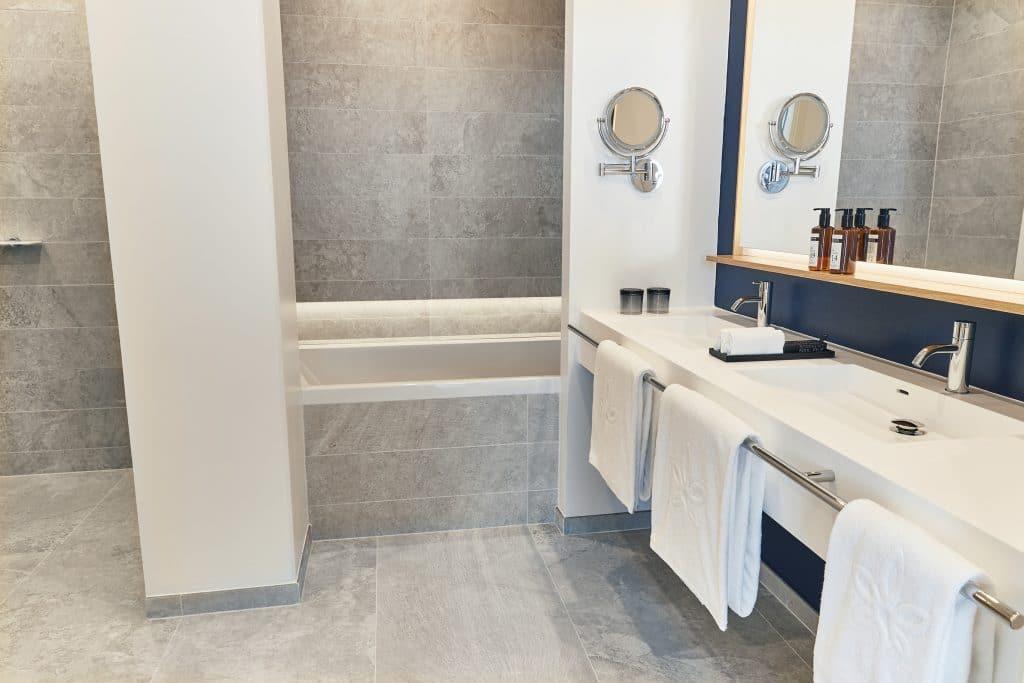 Alsik Suite Badeværelse