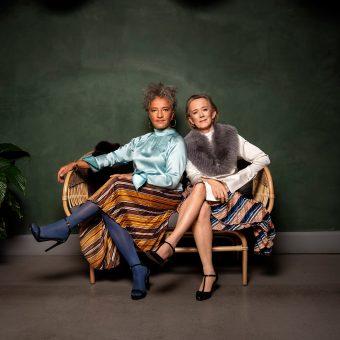 Anne Dorte Michelsen og Maria Bramsen
